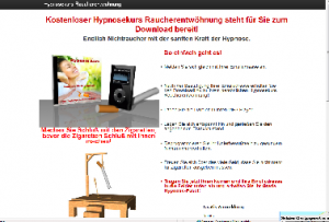 hypnose-raucher